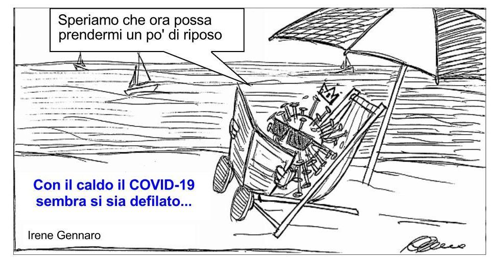 COVID-19 in vacanza